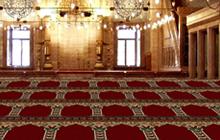 polyemid cami halısı